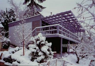 Vejminek - dům pro Pavla Štechu - foto: Pavel Štecha