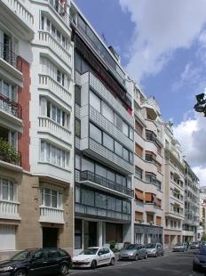 Immeuble Molitor - foto: Petr Šmídek, 2007