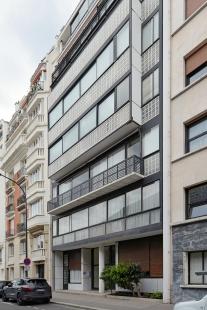Immeuble Molitor - foto: Petr Šmídek, 2019