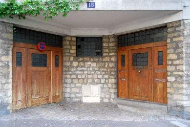 House and studio for Tristan Tzara - foto: Martin Rosa, 2007