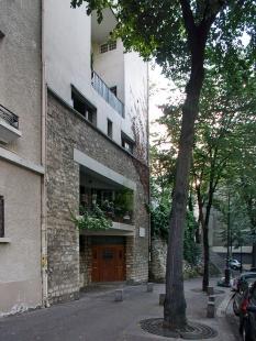 House and studio for Tristan Tzara - foto: Petr Šmídek, 2007