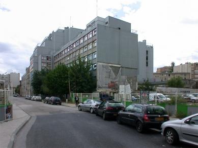 Dům Armády spásy - foto: Petr Šmídek, 2007