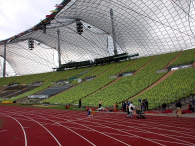 Olympijský komplex - foto: © Petr Šmídek, 2003