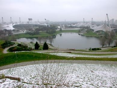 Olympijský komplex - foto: © Petr Šmídek, 2001