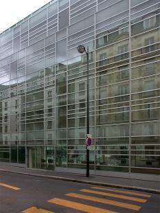 Hôpital Cognacq-Jay - foto: © Petr Šmídek, 2007