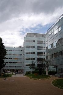 Hôpital Cognacq-Jay - foto: © Martin Rosa, 2007