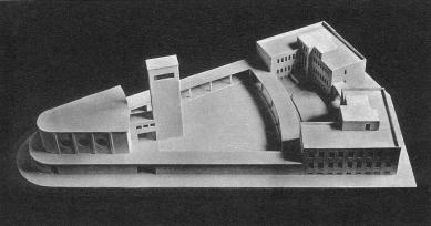 Sbor kněze Ambrože Církve československé husitské - Model - foto: archiv redakce