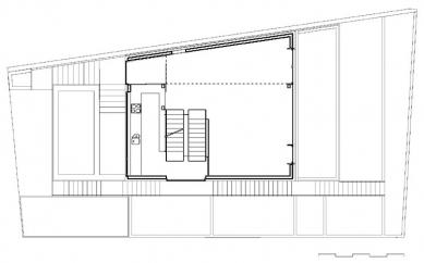 Vila Pod Děvínem - 1NP - foto: 4A architekti