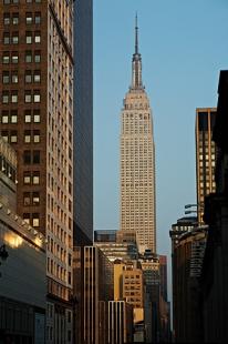 Empire State Building - foto: © Štěpán Vrzala, 2007