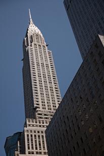 Chrysler Building - foto: © Štěpán Vrzala, 2007