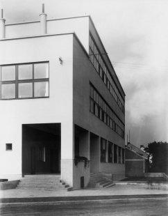 Německá obecná škola - foto: Atelier de Sandalo, Brno; © Muzeum města Brna