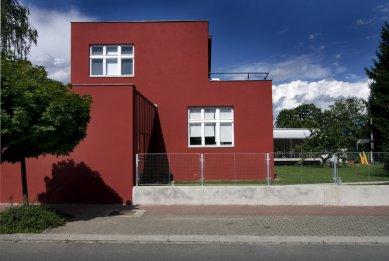 Přestavba vily na kavárnu - foto: archiv Pavla Mudříka
