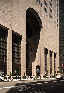 AT&T Building / Sony Plaza - foto: © Štěpán Vrzala, 2007