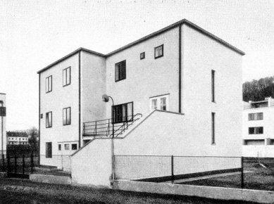 Dvojdům v kolonii Nový dům - foto: archiv redakce