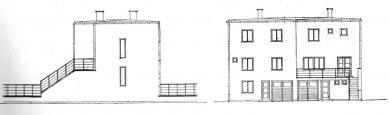 Dvojdům v kolonii Nový dům - Pohledy - foto: archiv redakce
