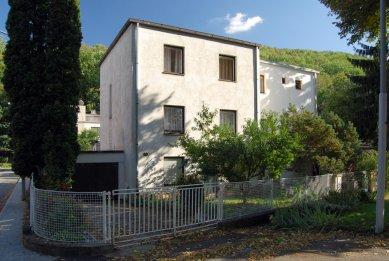Dvojdům v kolonii Nový dům - Současný stav - foto: Martin Rosa, 2007