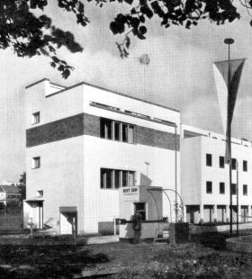 Dům v kolonii Nový dům - foto: archiv redakce