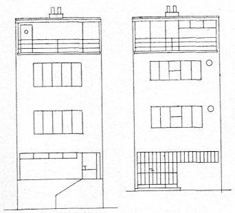 Trojdům v kolonii Nový dům - Pohledy - foto: archiv redakce