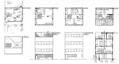 Dvojdům v kolonii Nový dům - Dům M. Putny - foto: archiv redakce