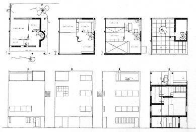 Dvojdům v kolonii Nový dům - Dům H. Foltýna - foto: archiv redakce