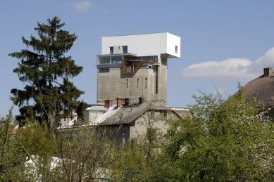 Přestavba sila v Olomouci - foto: Wojciech Krynski, Mirek Kolčava