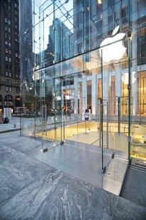Apple Store na Páté Avenue - foto: Štěpán Vrzala