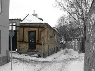 """Rekonstrukce domu """"U svatého Michaela"""" - Původní stav"""