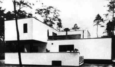 Mistrovské domy - Gropiův vlastní dům - foto: archiv redakce
