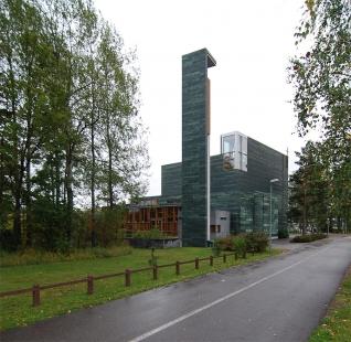 Komunitní centrum Laajasalo - foto: © Petr Šmídek, 2007