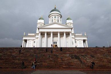 Dóm a Senátní náměstí - foto: © Petr Šmídek, 2007