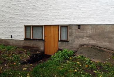 Vlastní dům Alvara Aalto - foto: © Petr Šmídek, 2007