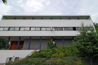 Weissenhofsiedlung - Le Corbusier - foto: Petr Šmídek, 2011