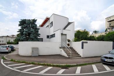 Weissenhofsiedlung - Hans Scharoun - foto: Petr Šmídek, 2011