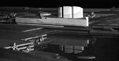 Hala Finlandia - Model - foto: archiv redakce