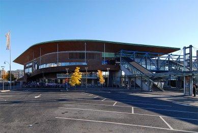 Dopravní terminál v Jyväskylä - foto: Petr Šmídek, 2007