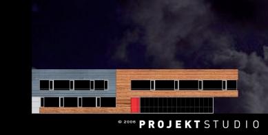 Administrativní a skladový objekt společnosti Bextra - foto: PROJEKTSTUDIO