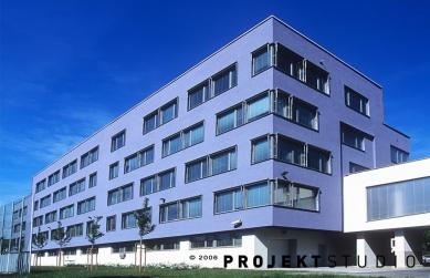 """Rekonstrukce budovy """"F"""" Moravskoslezského kraje - foto: Jan Hrouzek"""