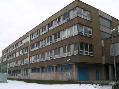 """Rekonstrukce budovy """"F"""" Moravskoslezského kraje - Původní stav - foto: PROJEKTSTUDIO"""