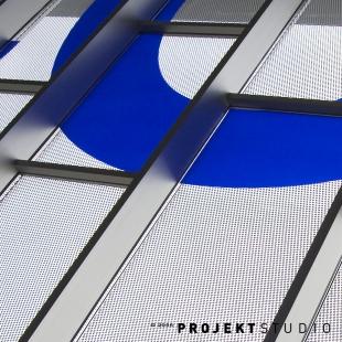 Rekonstrukce fasády hlavního nádraží v Ostravě - foto: Jan Hrouzek