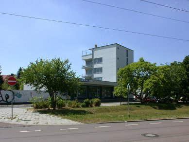 Budova konzumu - foto: © Petr Šmídek, 2005