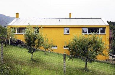 Rodinný dům Strážky - foto: Vavřinec Menšl