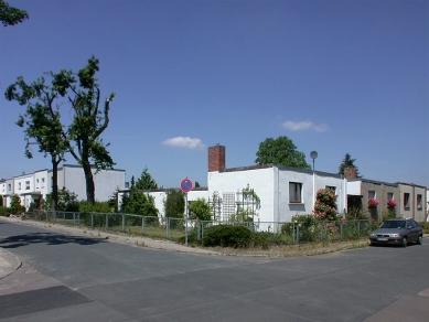 Sídliště Törten - foto: © Petr Šmídek, 2005