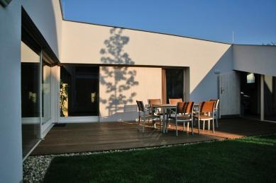 """Rodinný dům """"šnek"""" - foto: LENNOX architekti"""