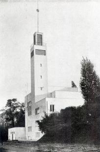 Husův sbor církve československé - foto: archiv redakce