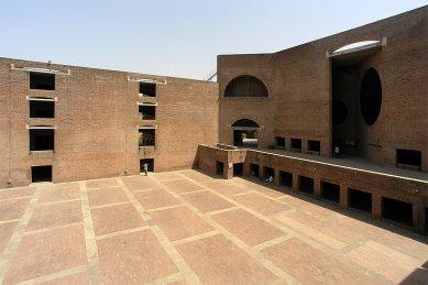 Indian Institute of Management Ahmedabad - foto: © Roland Vančo, 2006