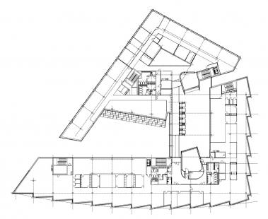 Administrativní objekt BBC – Gamma - 5NP - foto: Aulík Fišer architekti, s.r.o.