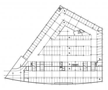 Administrativní objekt BBC – Gamma - 2PP - foto: Aulík Fišer architekti, s.r.o.