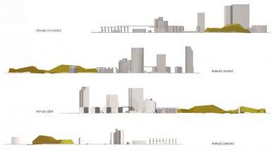 Dům – val - Panoramata - foto: HŠH architekti