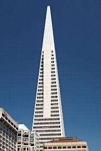 Transamerica Pyramid - foto: Štěpán Vrzala