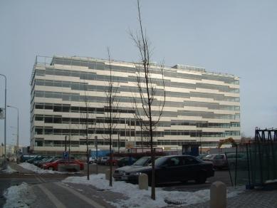 Administrativní objekt BBC - Beta - foto: Aulík Fišer architekti, s.r.o.